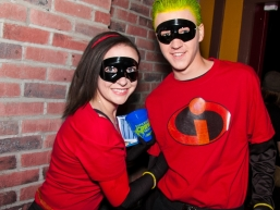 Reno Super Hero Crawl 2012