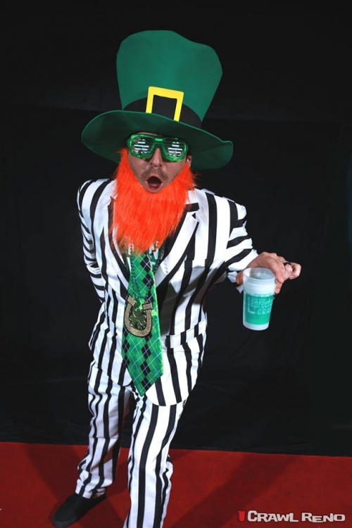 Leprechaun Crawl 2018