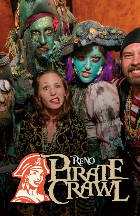 Crawl Reno › Zombie Crawl, Leprechaun Crawl, Onesie Crawl, Pirate