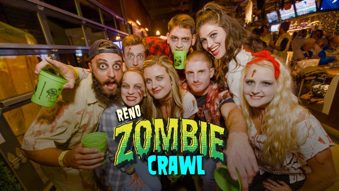 Reno Zombie Crawl 2019 ‹ Crawl Reno