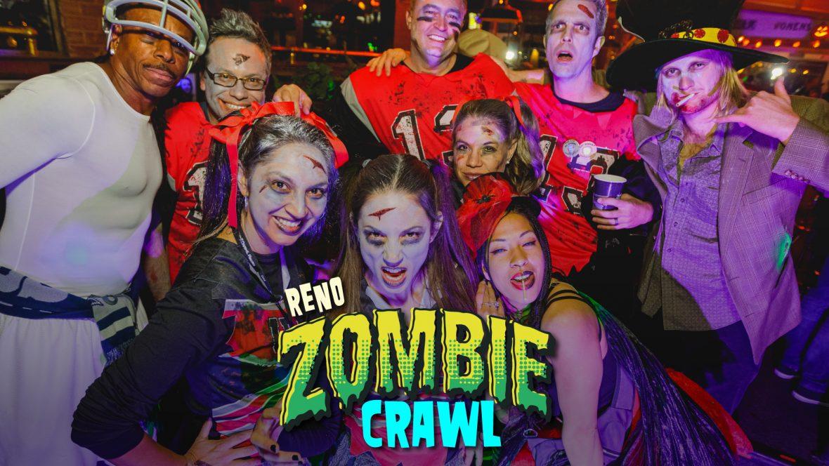 Halloween 2020 Reno Reno Zombie Crawl 2020 ‹ Crawl Reno
